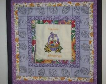 Sabbat Banner - Ostara, Spring Equinox