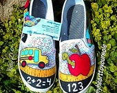 Price includes shoes. Teacher shoes