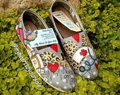Price includes shoes. Leopard Print Nurse TOMS