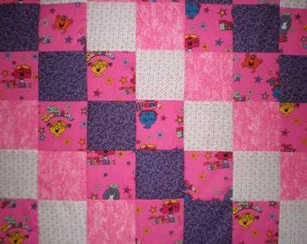 CLOSEOUT Little Miss Patchwork  Quilt
