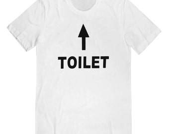 TOILET Very Weird T-shirt