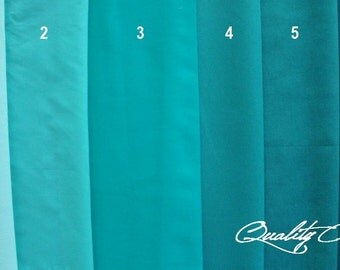 Shades of Teal Green and Green Fabrics for Customizable Bags / Backpack / Cover- any Tablet and Laptop- iPad -MacBook;Toshiba; Lenovo etc