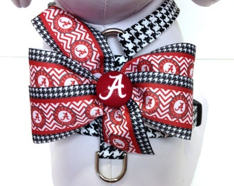 Dog Harness- Go BAMA
