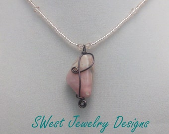 Pink Opal Elegance 1