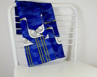 Tea Towel – Ibis and Fish