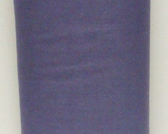 Purple Sage 20% Merino Wool Felt Blend Fabric By the Yard from Woolhearts