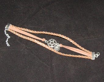 Supernatural Braided Bracelets