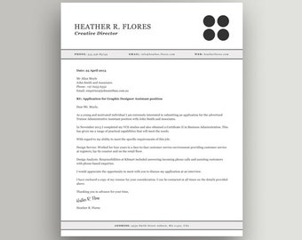 simple resume template instant download resume resume for mac pc