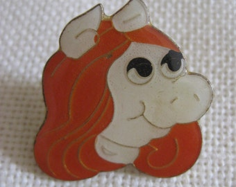 Vintage Miss Piggy Pin
