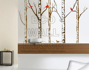 PEEL And STICK Removable Vinyl Wall Sticker Mural Decal Art   Giant Autumn  Tree Branches