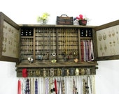 Choose your own colors Post Earring holder, dangle earring holder, necklace holder, bangle holder