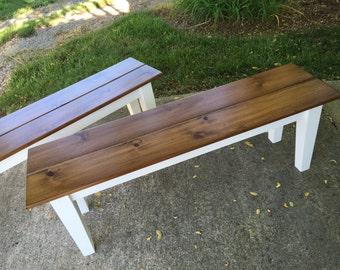 Farm Table Benches