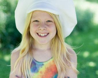 Super Mario Brothers Inspired - Child's Fleece FIRE POWER LUIGI Hat - Dress up/Make Believe