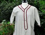 1940's Baseball Uniform