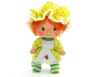 Apple Dumplin Party Pleaser Doll Vintage Strawberry Shortcake Baby Friend