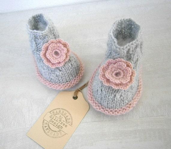 Baby Booties   Hi-top Sneakers