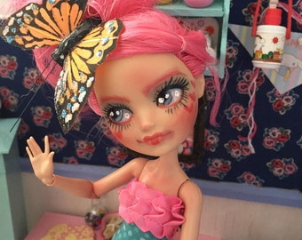 meet seemie custom ooak ever after high doll
