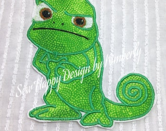 PASCAL TANGLED Inspired Iron on Appliqué Patch