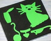 Sizzix Originals Cat & Cat toys