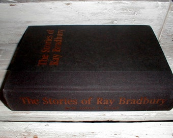 The Stories Of Ray Bradbury *One Hundred Stories* Hardcover *The Martian Stories*The Irish Stories* +++