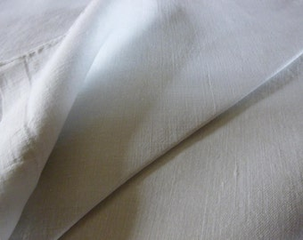Linen Sheet, Antique French,  Early, Upholstery, Circa 1910ish