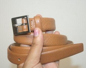 Banana Republic Leather Belt,skinny leather belt,leather womens belt,womens belts,leather belt,high waist belt,belt for dress,small belt
