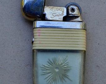 Vu-Lighter by Scripto - vintage lighter