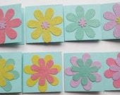 Flower Notecards - Blank Notecards - Pretty Notecards
