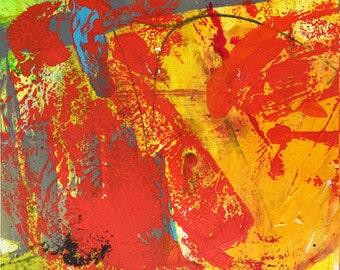 Pura Vida - Original Abstract Art