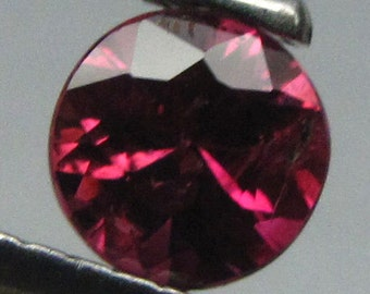 0.51 Ct Natural Red Ruby UNHEATED Africa