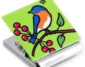 Bluebird Metal Clip Magnet