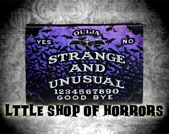 S A L E Strange Ouija Cosmetic Bag