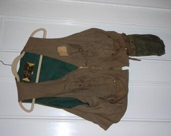 3 Vintage Fly Fishing Vests