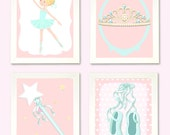 Beautiful Art set for your little Ballerina