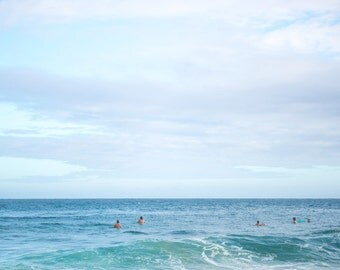 The Surfers at Shipwreck Beach