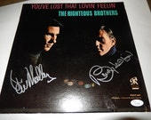 Righteous Brothers Autographed Album - You've Lost That Lovin' Feelin' (JSA )