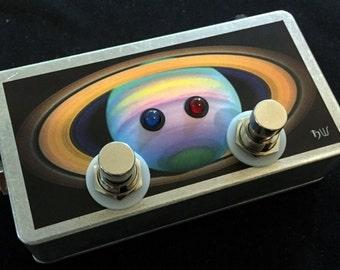 Saturnworks Double 2-Loop True Bypass Looper Guitar Pedal