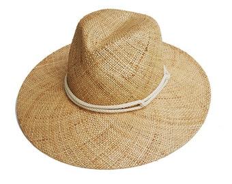 Straw Panama Hat For Men, mens hats, straw hats, summer hat, sun hat