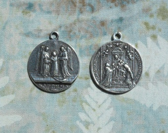 St. Thomas Aquinas Medal Catholic Rosary Saint Sterling VP1293