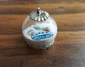 Custom order for emily siesta key sand globe pendant
