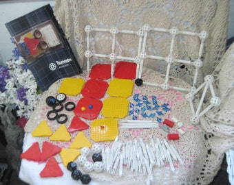 Ramagan Creator Series  Building Set 1983 Very Hard to Find 1983 Building Toys, Toys, Educational Toys, Vintage Toys, Toys,   :)s*