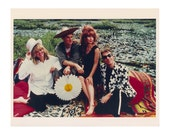 B-52s Publicity Photo 8 by 10 Inches (Color)