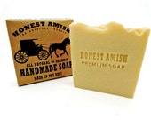 Lavender and Clove Soap Bar-  all natural and organic premium oils - incredible soaps - Honest Amish