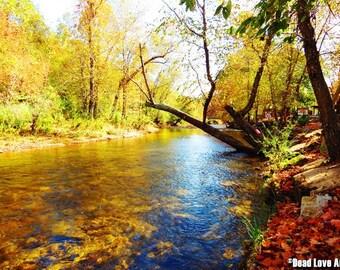 Pebble Creek- Photo Print