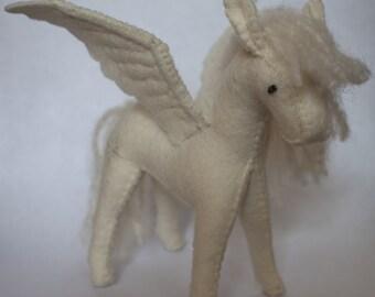 Pegasus Felt Horse Pattern PDF