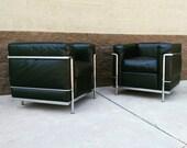 Le Corbusier LC2 Set