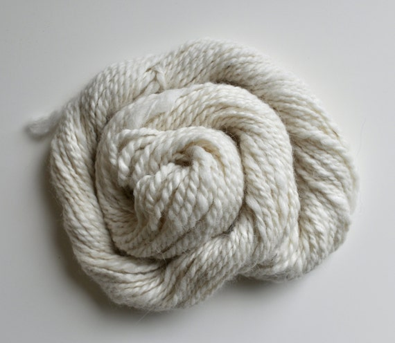 how to make handspun yarn