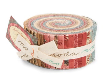 Collections for a Cause:  NURTURE - Jelly Roll - by Howard Marcus for Moda - 46210