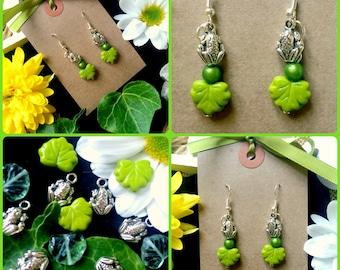 Fun Frog Earrings :-)