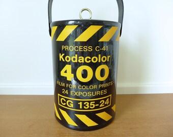 Huge Kodak film roll ice bucket